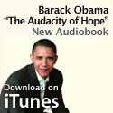 Apple iTunes - Barack Obama - The Audacity of Hope - Audiobook