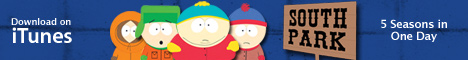 South Park on iTunes