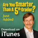 Apple iTunes- Are You Smarter Than a 5th Grader?