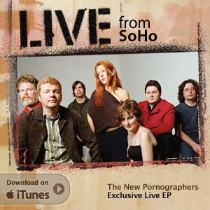 The New Pornographers Album