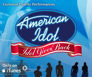 American Idol Gives Back on iTunes