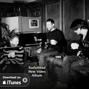 Download Radiohead - In Rainbows - From the Basement on iTunes