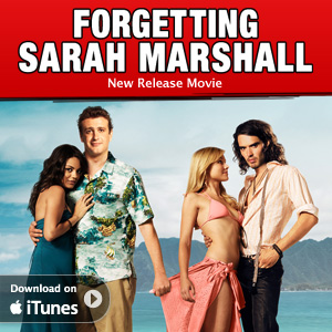 Forgetting Sarah Marshall on iTunes