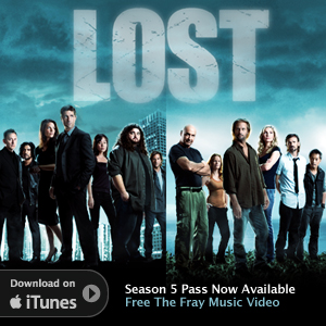 Lost on iTunes