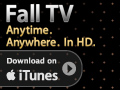 iTunes Fall TV
