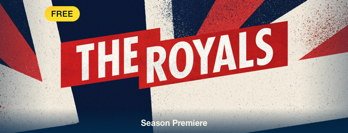 The Royals, Season 3
