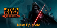 Star Wars Rebels, Vol. 3