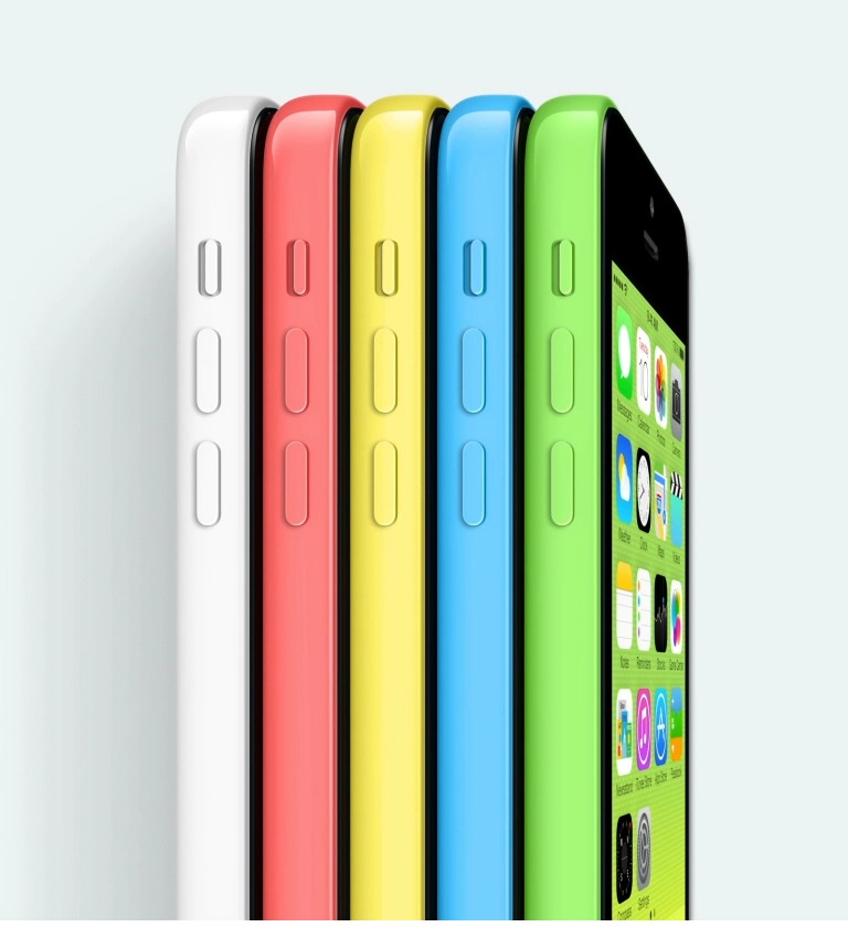 New iPhone 5c COLOURFUL GIFT