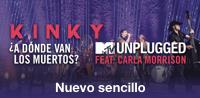 A Dónde Van los Muertos? (feat. Carla Morrison) [Live] [MTV Unplugged] - Single
