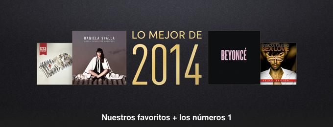 Lo mejor de 2014: música