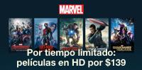 Colección de Marvel