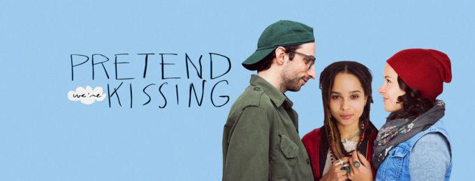 Pretend We're Kissing