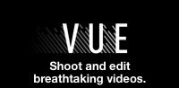 VUE - the state-of-the-art video camera