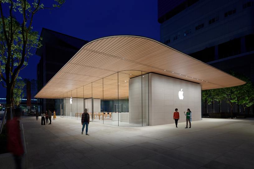 Apple Xinyi A13 exterior.