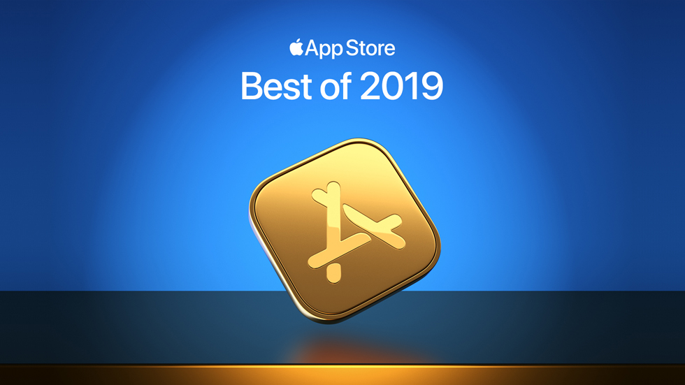 App Store Best of 2019 tile.