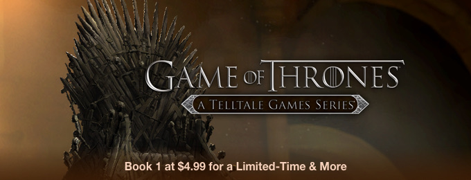 A Game of Thrones Limited-Time Price