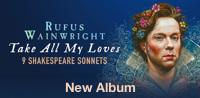 Take All My Loves - 9 Shakespeare Sonnets