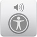 Voiceover sound icon