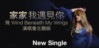 我遇見你 (飛 Wind Beneath My Wings 演唱會主題曲) - Single