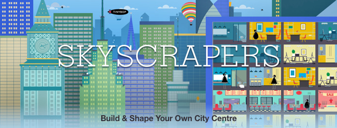 Skyscrapers by Tinybop