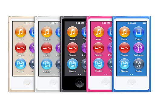 Image of iPod nano