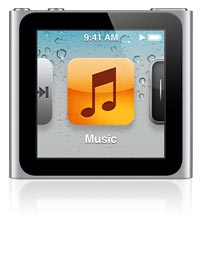 ipod nano 6th generation apple support rh apple com Manual for iPod Nano Touch Owner's Manual iPod Nano