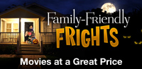 Family-Friendly Frights