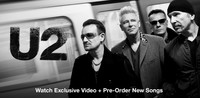 U2: New Album + Film