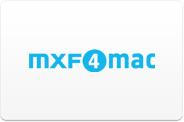 คอมโพเนนต์ MXF4Mac QuickTime