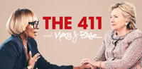 The 411 with Mary J. Blige