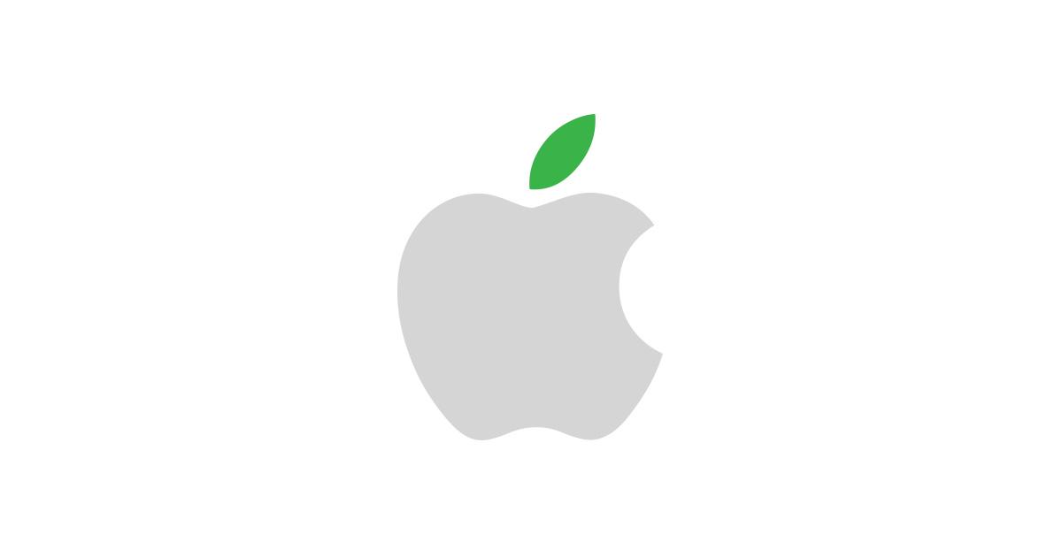 Environment   Apple Apple