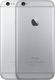 iPhone 6 Plus Space Grey 16 GB