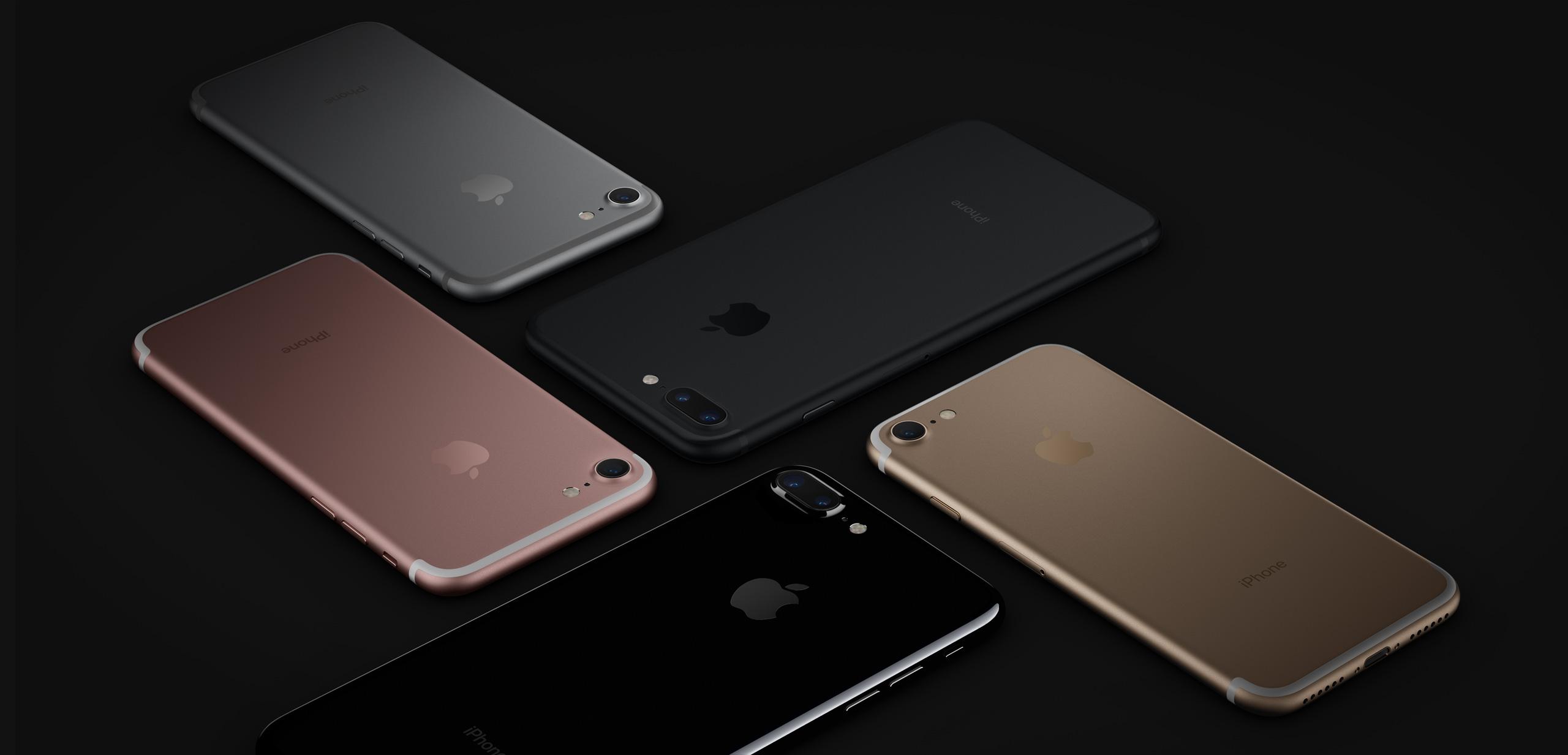 无线,无繁琐,只有妙不可言的iPhone 7