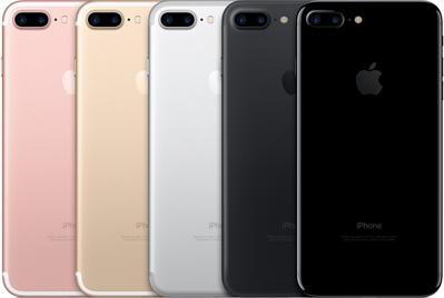 iPhone 7 / iPhone 7 Plus 規格 顏色 價錢