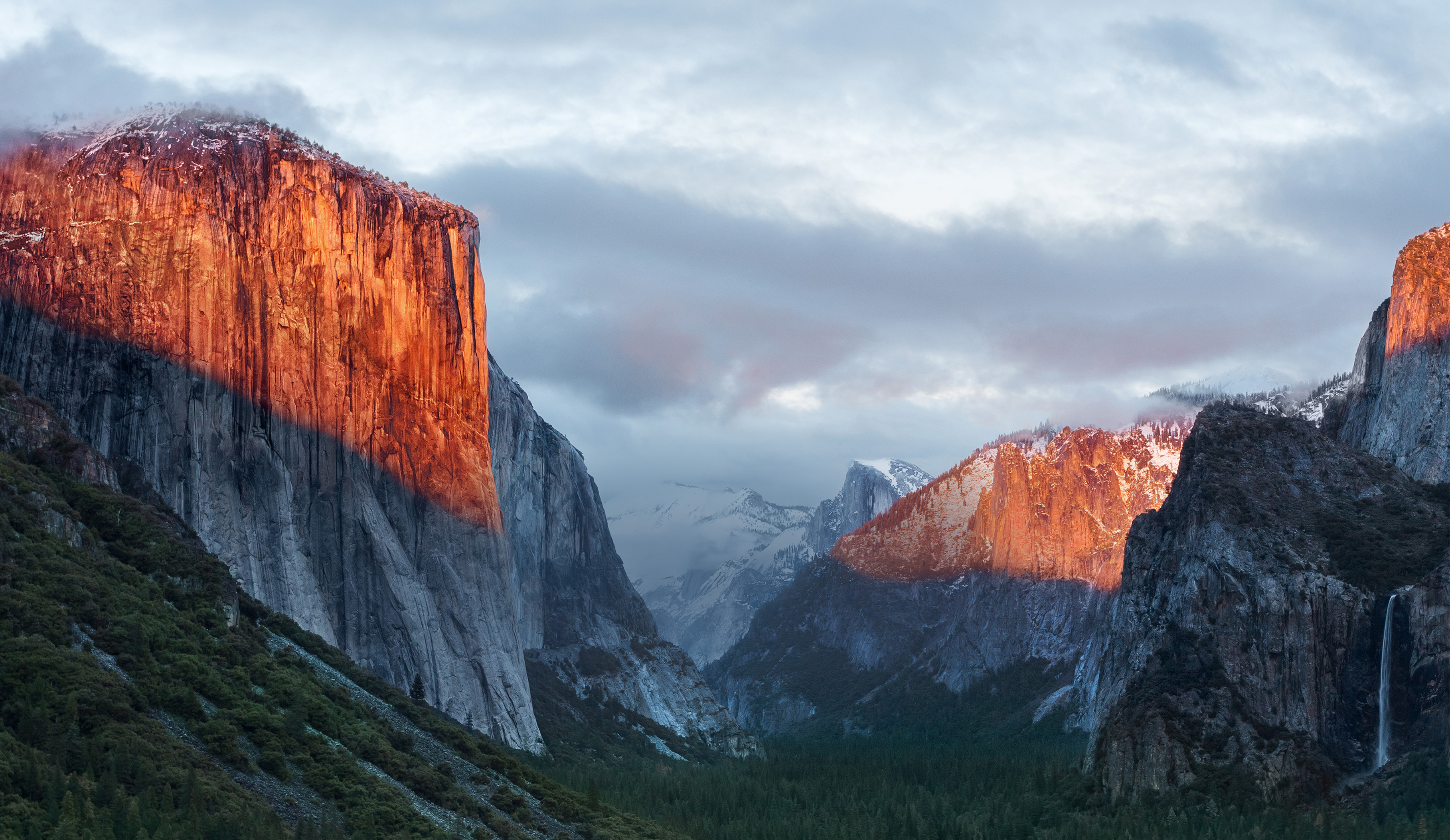 El Capitan default wallpaper